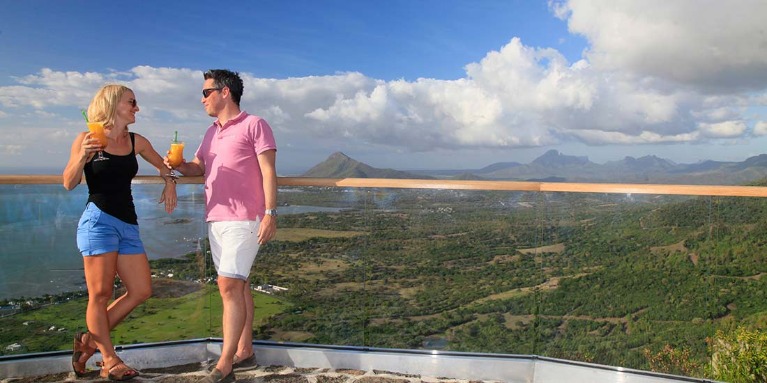 Sublime Viewpoint - Ebony Forest - Mauritius