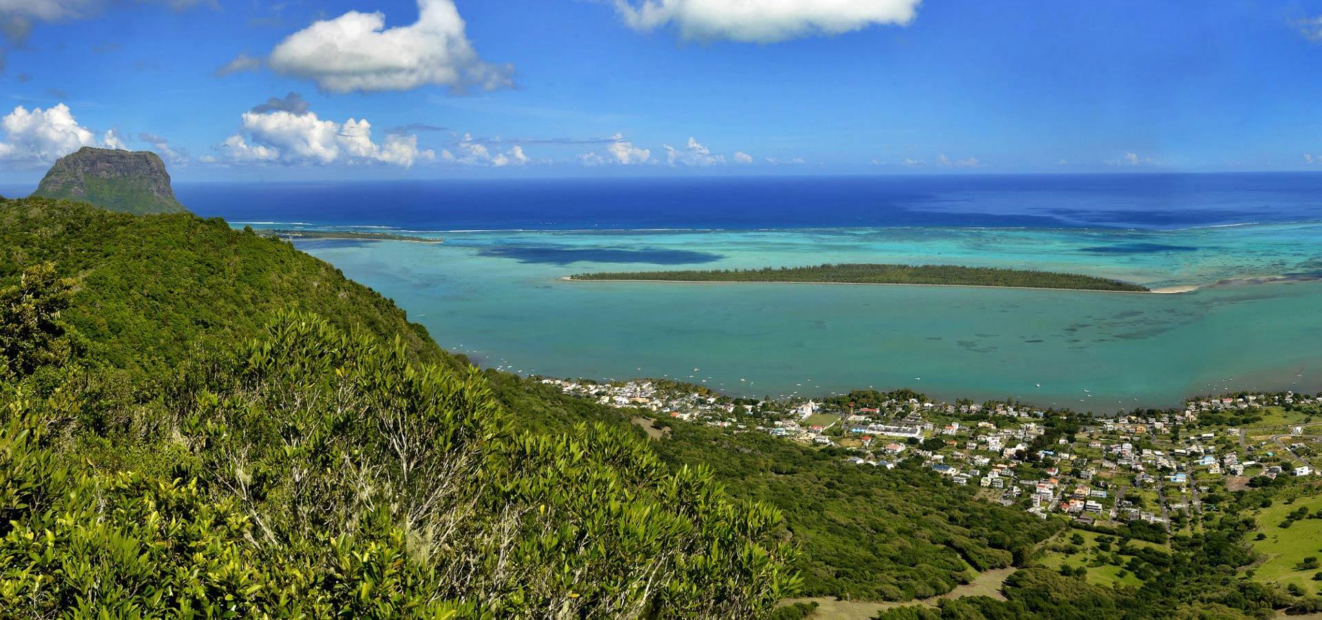Le Morne Views - Mauritius - Ebony Forest
